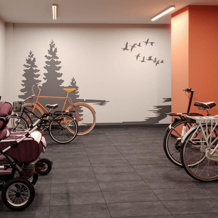Jalgrattaruum
